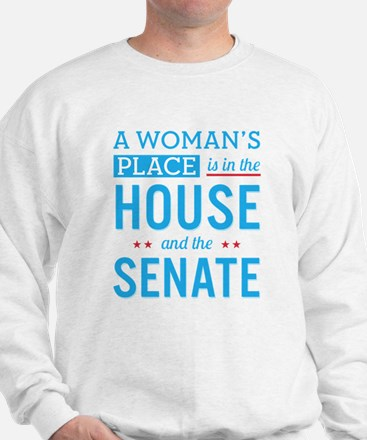 Funny Political jokes Sweatshirt