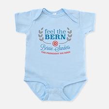 Feel the Bern Body Suit