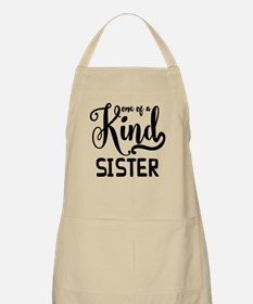 One Of A Kind Sister Apron