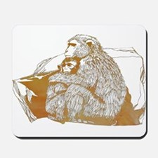 Macaque Mousepad