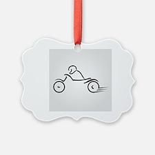 Unique Motor cycle Ornament