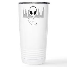 Funny Dj Travel Mug