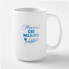 Official CSI Miami Addict Mugs