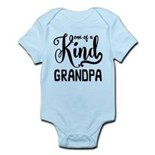 One of a kind Grandpa Infant Bodysuit