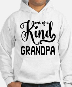 One of a kind Grandpa Hoodie