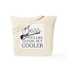 Cute Bass Tote Bag