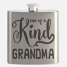 One of a kind Grandma Flask