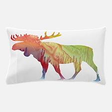 Unique Moose Pillow Case