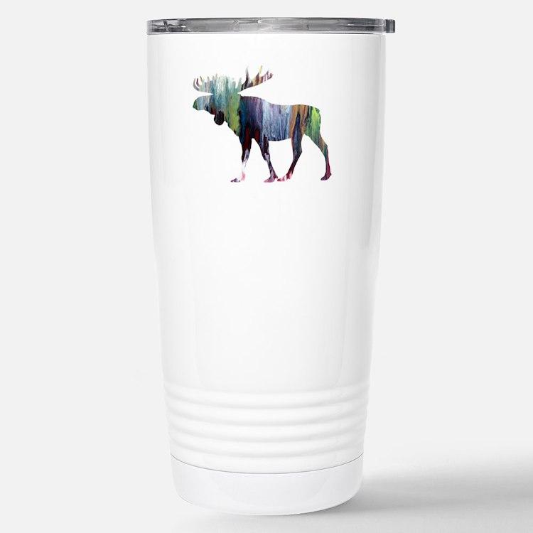 Cute Painting ideas Travel Mug