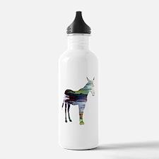 Funny Watercolour Water Bottle