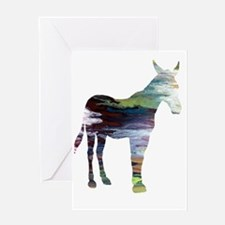 Horse pictures Greeting Card