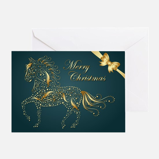 Sparkling Paso (1) Bluegreen Card Greeting Cards