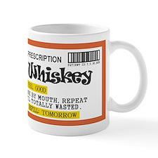Whiskey Prescription Mugs