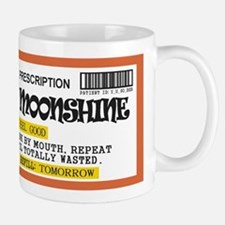 Moonshine Prescription Mugs