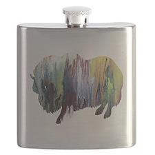 Cute Cow print Flask