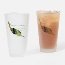 Unique Narwhal Drinking Glass