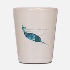 Unique Narwhal Shot Glass