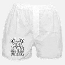 Middle school Boxer Shorts