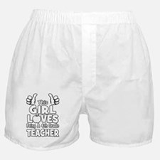 Cute Middle school Boxer Shorts