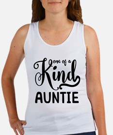 One of a kind Auntie Women's Tank Top