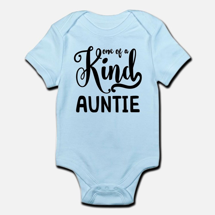 One of a kind Auntie Infant Bodysuit