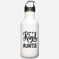 One of a kind Auntie Water Bottle
