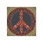 Patterns Of Peace Sticker