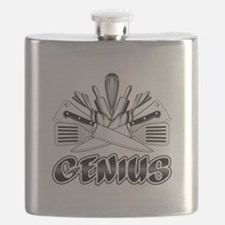 Culinary Genius Flask