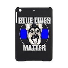 Blue Lives Matter iPad Mini Case