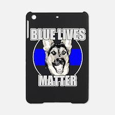 Blue Lives Matter iPad Mini Case