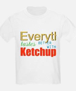 Cute Everything tastes better bacon T-Shirt