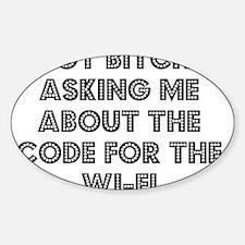 Wifi Bumper Stickers