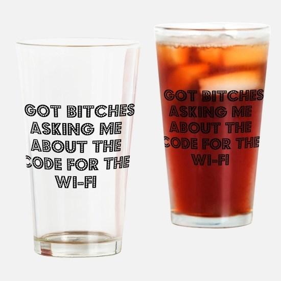 Wifi Drinking Glass
