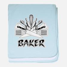 Culinary Arts: Baker baby blanket