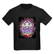 Lion Psychedelic Pop Art T-Shirt