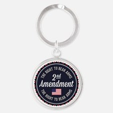 Second Amendment Keychains