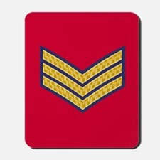 British Sergeant<BR> Mousepad 1