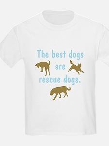 Cute Adopt a mutt T-Shirt