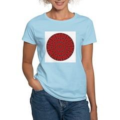 Red Pattern 003 T-Shirt