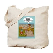 Cute Y Tote Bag