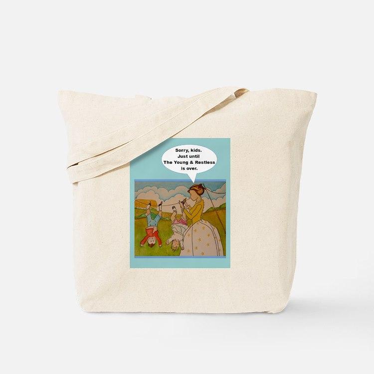 Cute Y Tote Bag