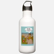 Funny Quirky Water Bottle