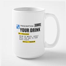 Personalize Prescription Drink Mugs