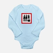 Unique Chinese taipei Long Sleeve Infant Bodysuit