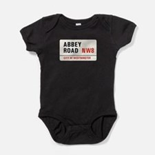 Cute Abbey road Baby Bodysuit