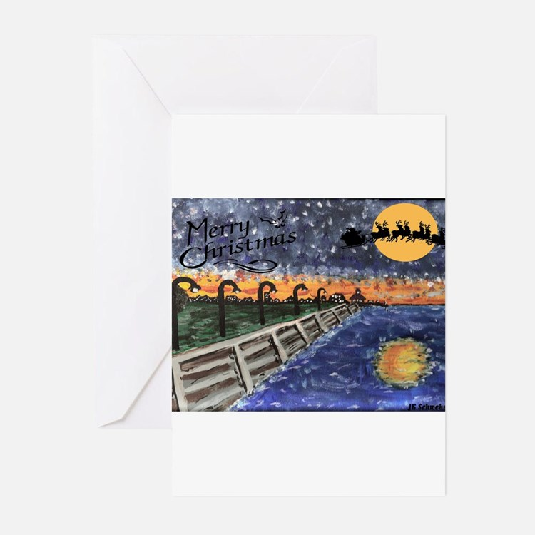 Cute Pontchartrain Greeting Cards (Pk of 20)