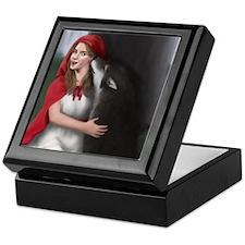 The Kiss Keepsake Box