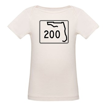 Route 200, Florida Organic Baby T-Shirt