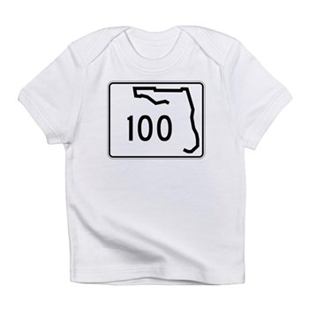 Route 100, Florida Infant T-Shirt