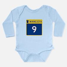 Unique Bloomington minnesota Long Sleeve Infant Bodysuit